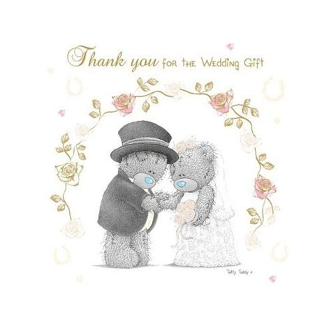 wedding thank you for gift me to you thank you for the wedding gift 2012 design threelittlebears co uk