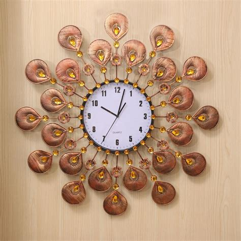 Livingroom Ideas Best Large Decorative Wall Clocks Decorating Large
