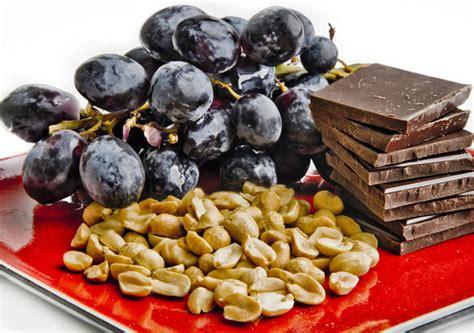 contenuto alimenti resveratrolo negli alimenti