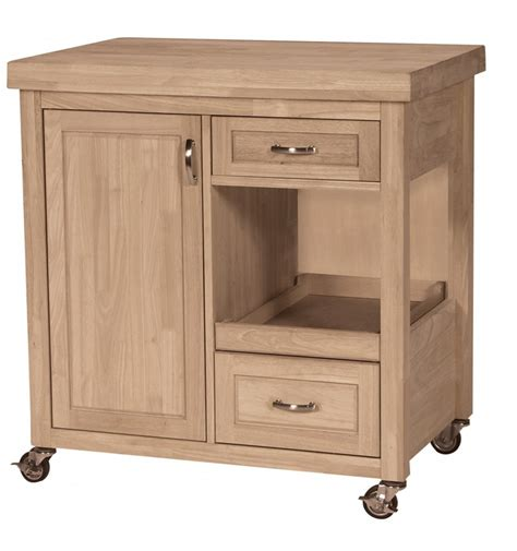36 Inch Kitchen Island Work Center Wc 7 Wood You