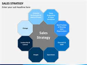sales strategy templates sales strategy powerpoint template sketchbubble