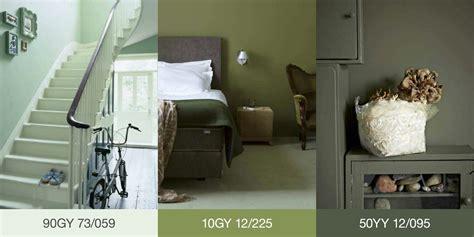 Calm Bedroom Ideas dulux green