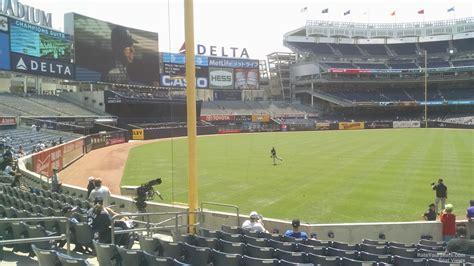 section 131 yankee stadium yankee stadium section 131 new york yankees
