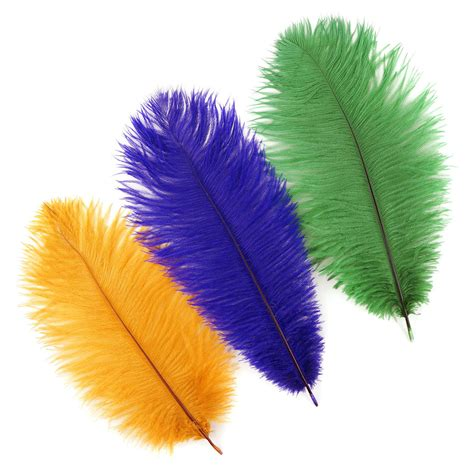Www Feather | ostrich feathers drabs selected multi novmardigras