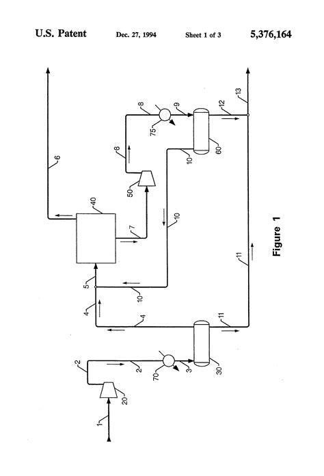 pressure swing adsorption process patent us5376164 pressure swing adsorption process for