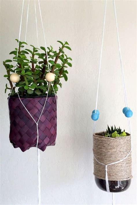 Unique Hanging Planters by Unique Diy Hanging Planters