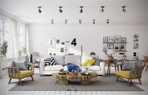 scandinavian home decor blogs how to decorate walls in scandinavian style living room