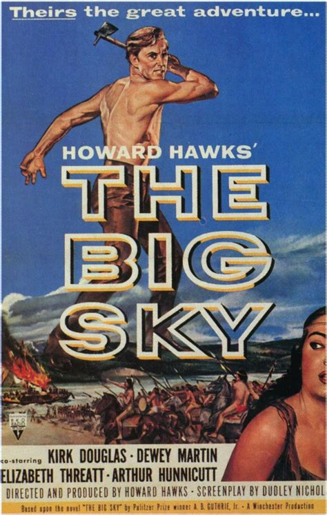 the big sky the big sky posters from poster shop