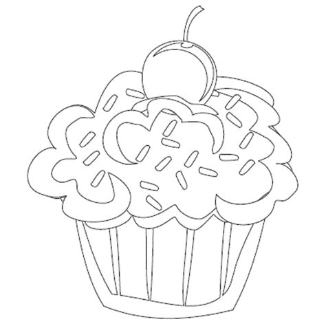 cupcake color cupcake coloring page cake ideas and designs