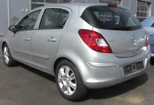Opel Corsa Wiki File Opel Corsa D Rear 1 Jpg