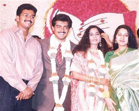 actor ajith and family ajith kumar family childhood photos celebrity family wiki