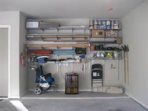 wall mounted shelves for garage garage shelving ideas to make your garage a versatile