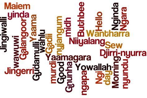 Of Language more greetings in aboriginal and torres strait islander