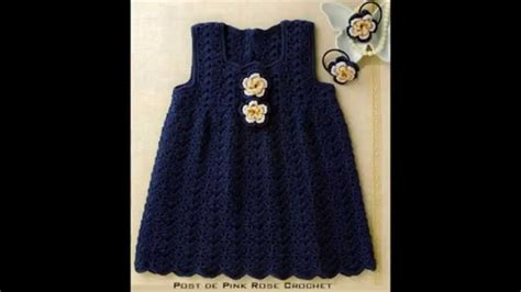 no pattern dress youtube how to crochet a baby dress easy youtube