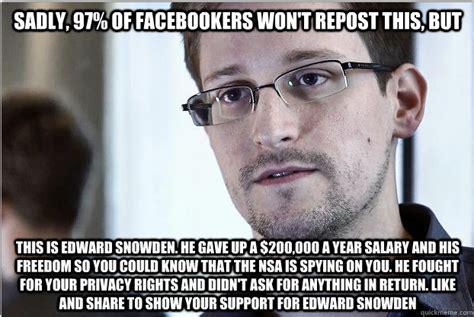 Snowden Meme - snowden meme 171 the daily blog