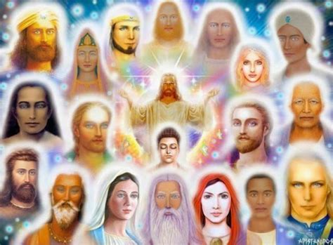 Ascended Master what to about the ascended masters new beginnings
