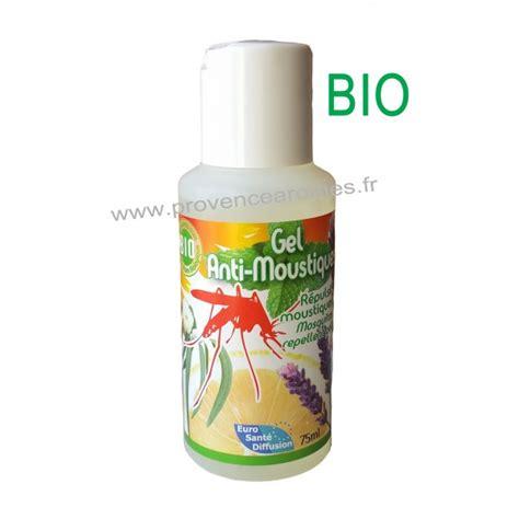 gel anti moustiques bio aux huiles essentielles