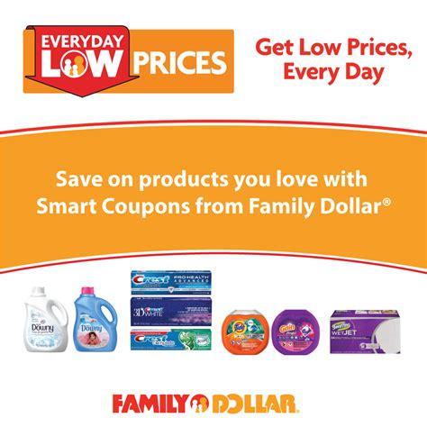 smart dollars introducing new family dollar smart coupons