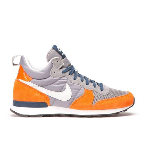 Nike Mid Sneakers Casual nike womens internationalist mid casual sneakers