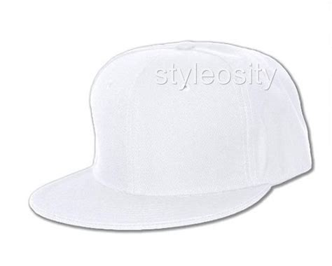 plain hat coloring page fitted cap flat brim hat basic blank baseball color plain