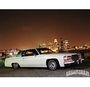 1983 Cadillac Coupe Deville  Caranto Edition Lowrider