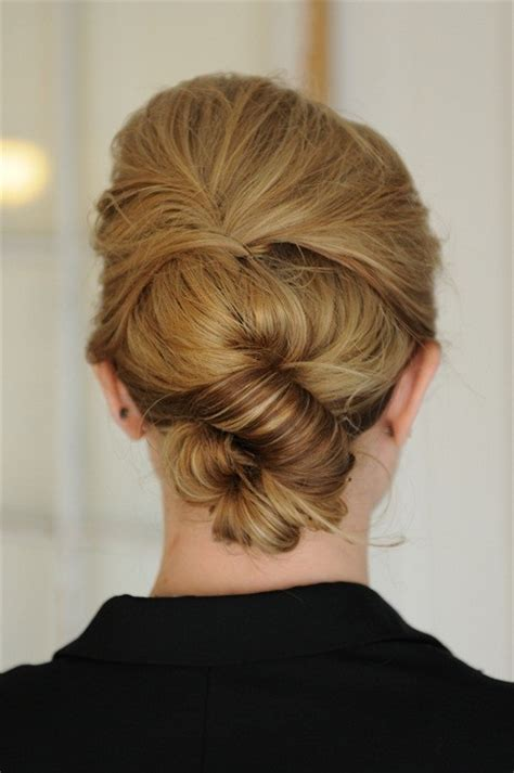 quick and easy romantic hairstyles back view of bridal wedding updo latest popular wedding