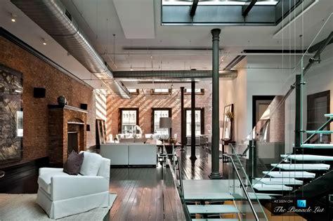 Tribeca Loft 43 Million Tribeca Loft Mansion 144 Duane New York Ny The List