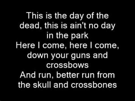 day lyrics in undead day of the dead lyrics