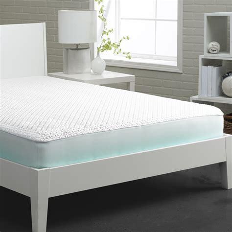 Temperature Regulating Mattress Protector 6 0 ver tex temperature regulating performance mattress