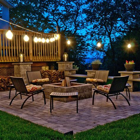 top outdoor string lights   holidays teak patio furniture world