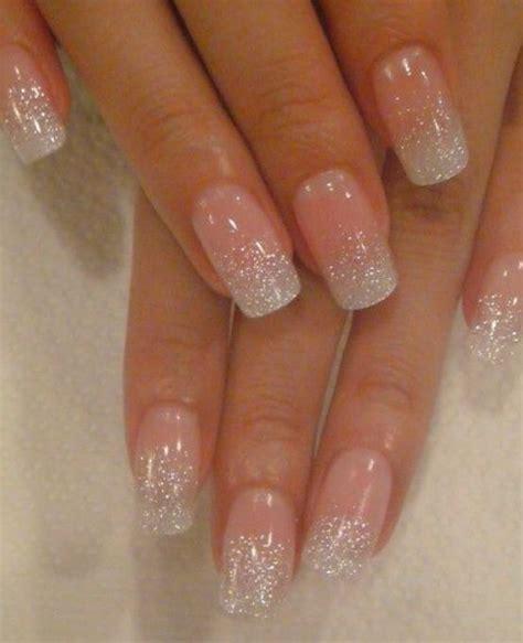 Glitter Nagels by Lichtroze Glitter Nagels Nagels Bruiloft