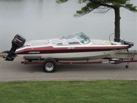 fish and ski boats for sale in indiana stratos new and used boats for sale in indiana
