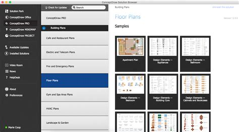 software to create blueprints blueprint software