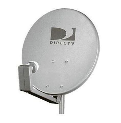 directv 18x20 inch satellite dish with dual output lnb 46dtvde2 from solid signal