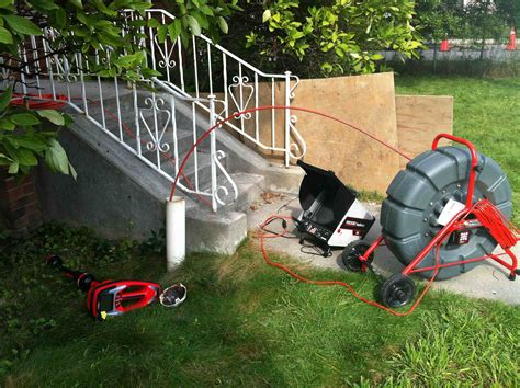Plumbing California by Drain Inspection Drainrooter Plumbing