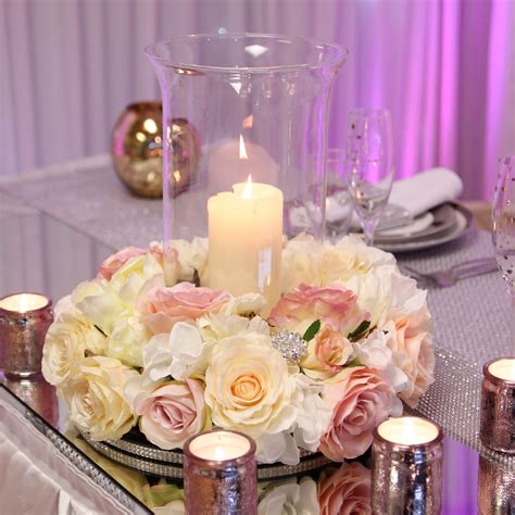 Vase Centrepieces by Wedding Table Centrepieces For Hire Beyond Expectations