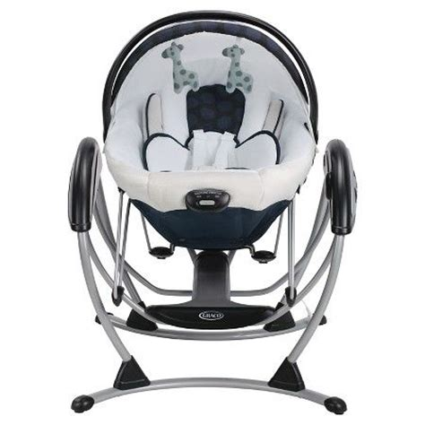 baby swing with removable bouncer graco glider elite gliding swing glider and removable