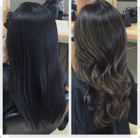 brown hair with the red tent to it and blonde highlights 7 mejores im 225 genes de mechas balayage rubio cenizo en