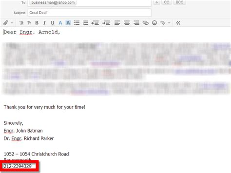 Closing A Business Letter With Respectfully Come Concludere Una Email Di Lavoro 6 Passaggi
