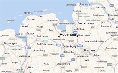 rosenberg germany lower saxony weather forecast
