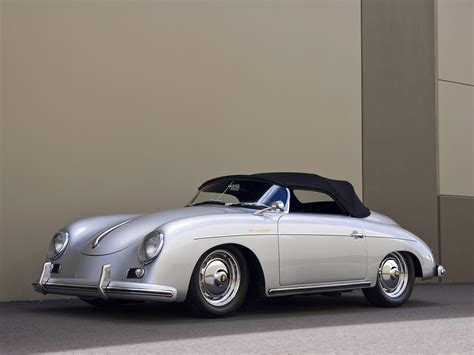 Porsche 356 Super Speedster by Porsche 356 A 1600 Super Speedster