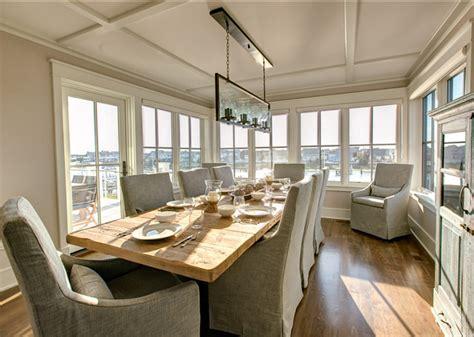 coastal dining room ideas beach house with transitional interiors home bunch interior design ideas