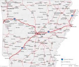 map of arkansas and map of arkansas cities arkansas road map