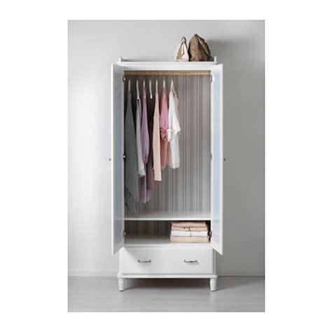 ikea clothes wardrobe tyssedal wardrobe white mirror glass 88x58x208 cm ikea