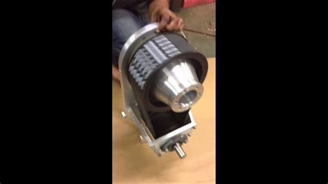 airboat belt drive new belt drive youtube