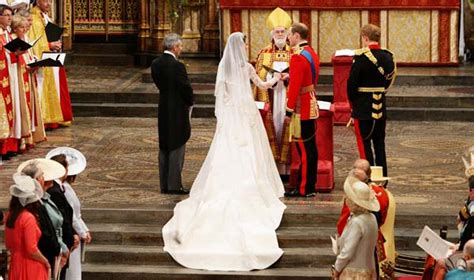 Royal Wedding William Kate Exchange Vows by William And Kate Recite Their Wedding Vows The Duchess Diary