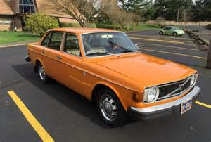 Volvo 144 For Sale No Reserve 1974 Volvo 144 Bring A Trailer