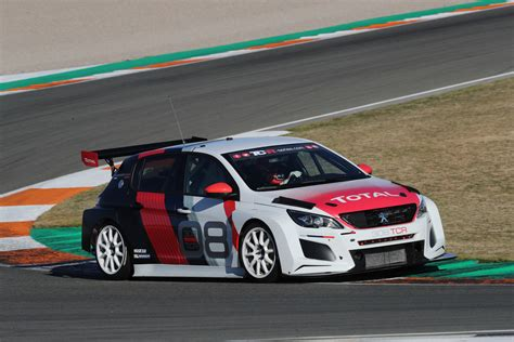 peugeot germany peugeot to feature on tcr germany grid touringcartimes