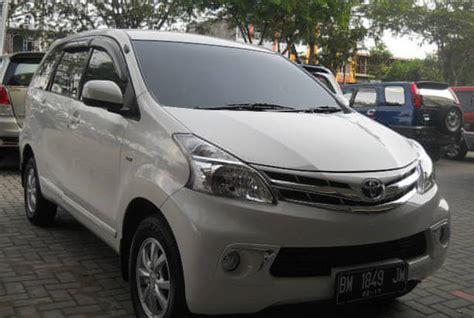 Toyota Avanza 1 3g 2012 dijual mobil bekas pekanbaru toyota avanza 2012