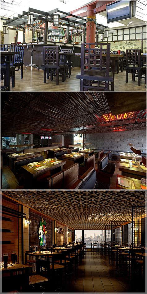 desain restoran indonesia jasa desain interior restoran rumah makan di jakarta